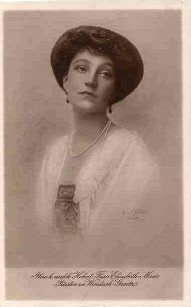 Imperor.net: Новости: аристократия, монархия, luxury, история Принцесса-убийца (1903 год)